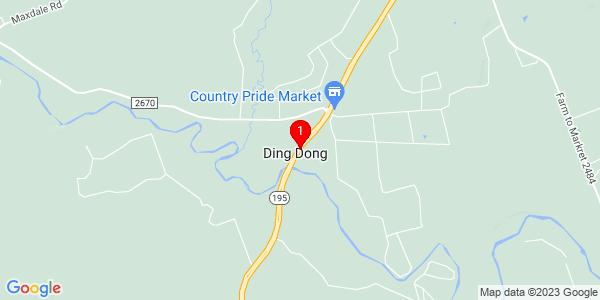 Google Map of 16942 Texas 195 killeen, tX 76542