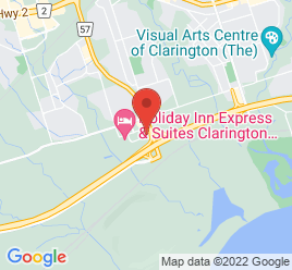 Google Map of 17+Spicer+Square%2CBowmanville%2COntario+L1C+5M2