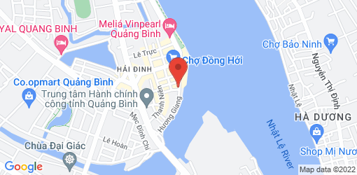 Directions to Restaurant Phuoc Nguyen