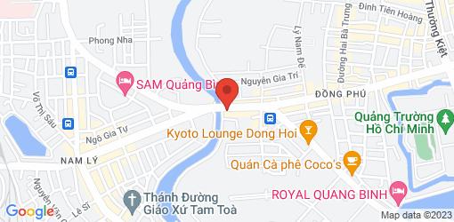 Directions to Nhà Hàng Chang Chang Quán