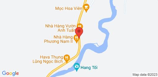 Directions to Nhà Hàng Phương Nam II