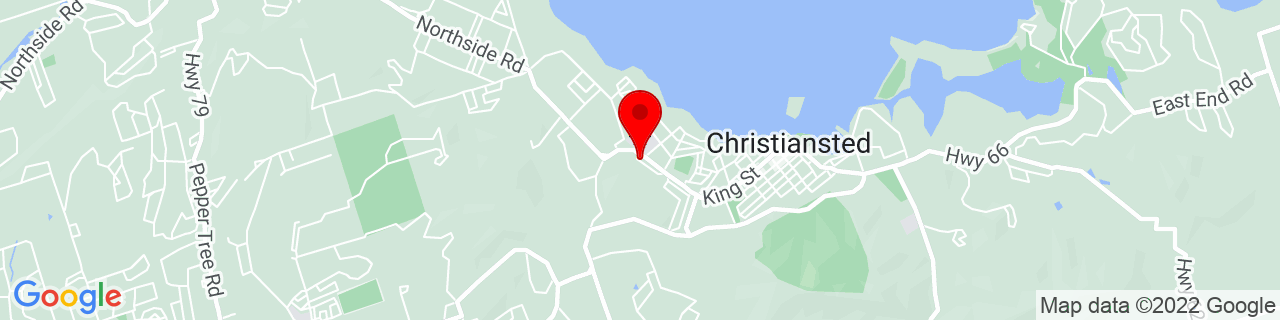 Google Map of 17.7452508, -64.71597609999999