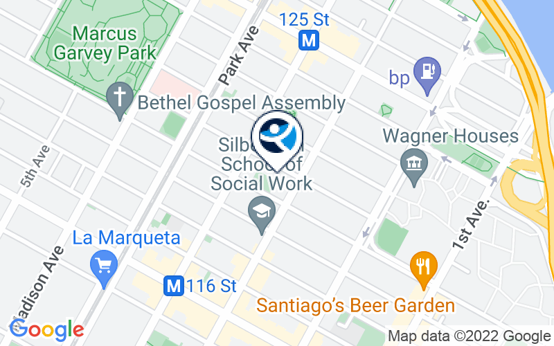 Harlem Community Justice Center Location and Directions