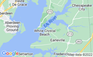 Map of Buttonwood Beach R.V. Resort