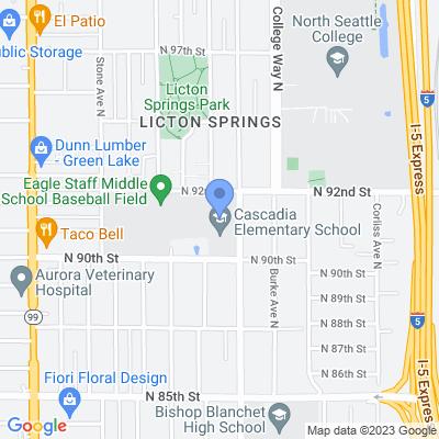1700 N 90th St, Seattle, WA 98103, USA