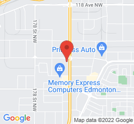 Google Map of 17007+111+Ave%2CEdmonton%2CAlberta+T5S+0J5