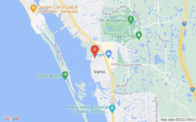 1706 Pelican Cove Rd #t-144 Sarasota Florida 34231 locatior map