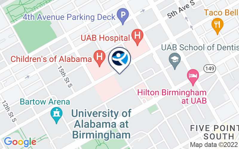 University of Alabama at Birmingham - Addiction Recovery Program Location and Directions