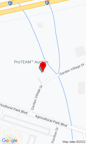 Google Map of Pro Team Auction Company, LLC 1715 Garden Village Drive, White Pine, TN, 37890