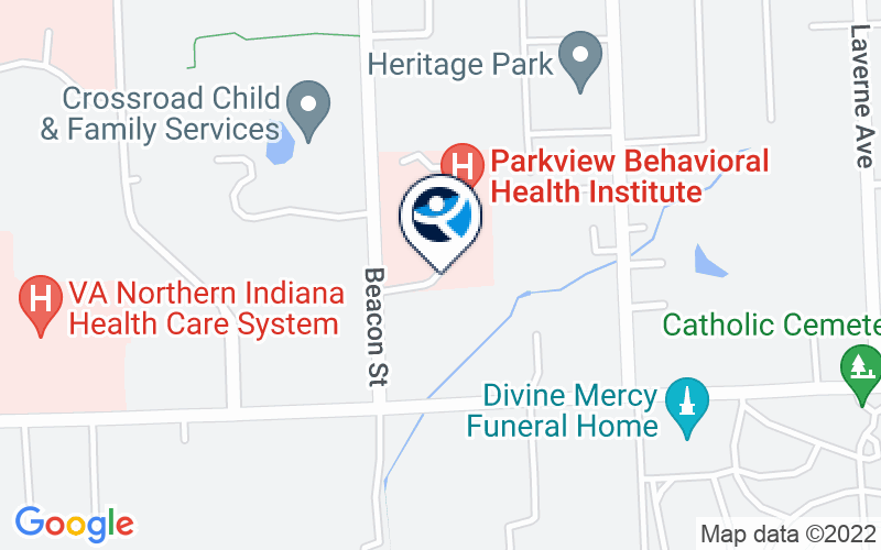 Parkview Behavioral Health Location and Directions
