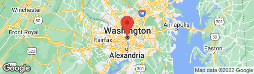Map of 1731 RIGGS PLACE NW WASHINGTON, DC 20009