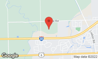 Map of 1745 Gore Road MORRIS, IL 60450