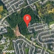 Satellite Map of 175 David Bergey Drive, Kitchener, Ontario