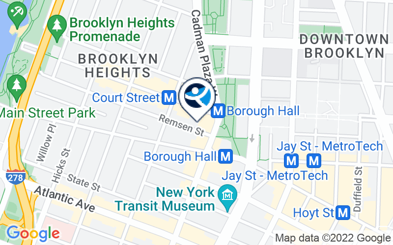 CSEDNY - Brooklyn Location and Directions