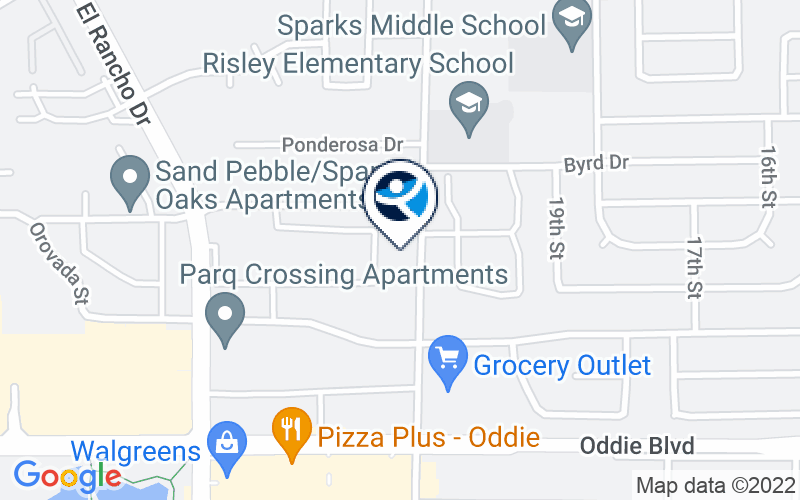 The Life Change Center - Sparks Location and Directions