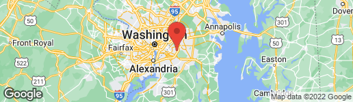 Map of 1782 TULIP AVENUE DISTRICT HEIGHTS, MD 20747