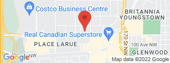Google Map of 17820+Stony+Plains+Road%2CEdmonton%2CAlberta+T5S+1A4