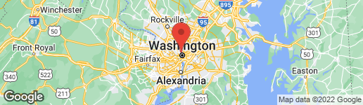 Map of 1785 LANIER PLACE NW #4 WASHINGTON, DC 20009