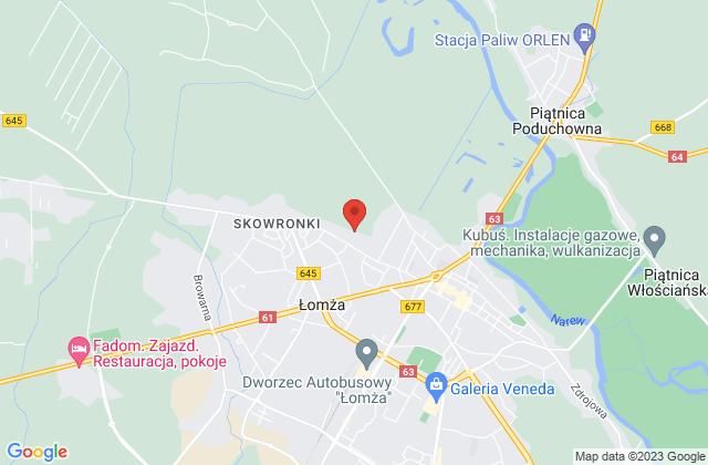 Wyświetl Dorota Galanek,ORGANIC Dorota Galanek-Lorek na mapie
