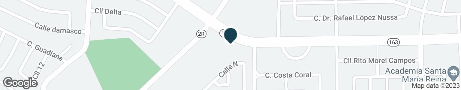 Google Map of2030 BLVD LUIS A FERRE