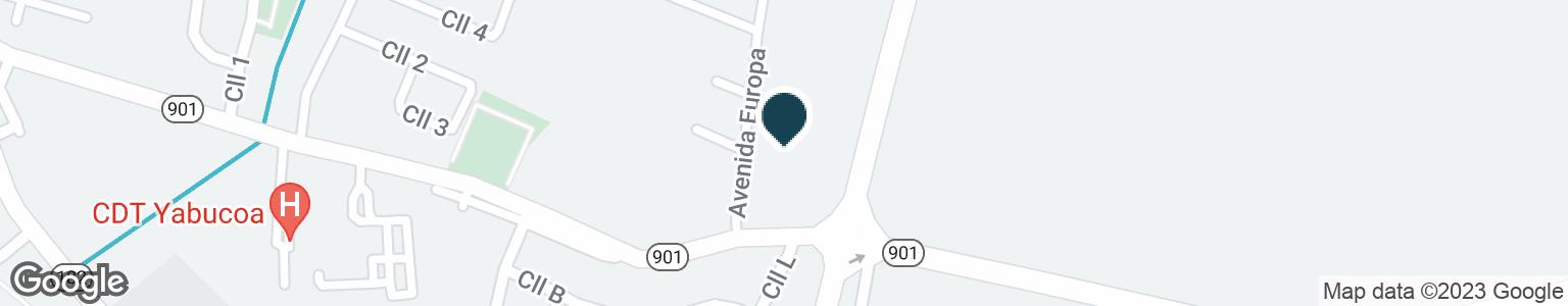 Google Map of302 CARR ERNESTO CARRASQUILLO