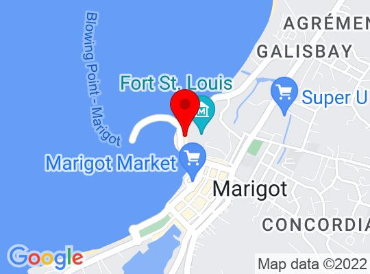 Google Map of Marigot