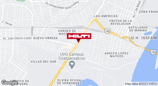 Obtener indicaciones para Ocurre Paqex Coatzacoalcos
