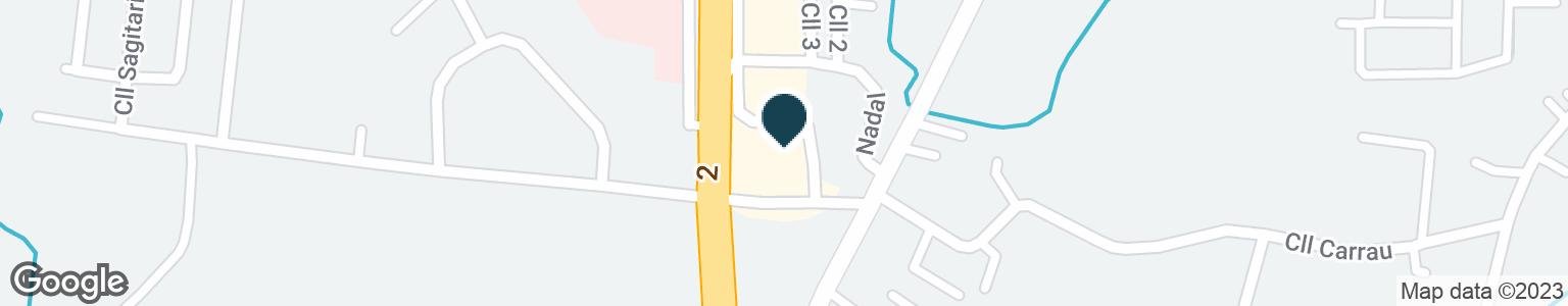 Google Map of505 AVE HOSTOS