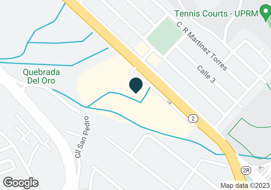 Google Map of2097 AVE HOSTOS