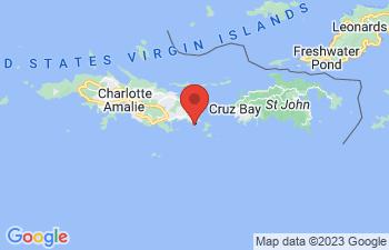 Map of Elysian Beach