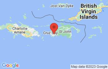 Map of Virgin Grand Estates