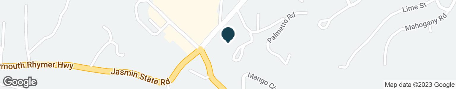 Google Map of4030 ANNAS RETREAT