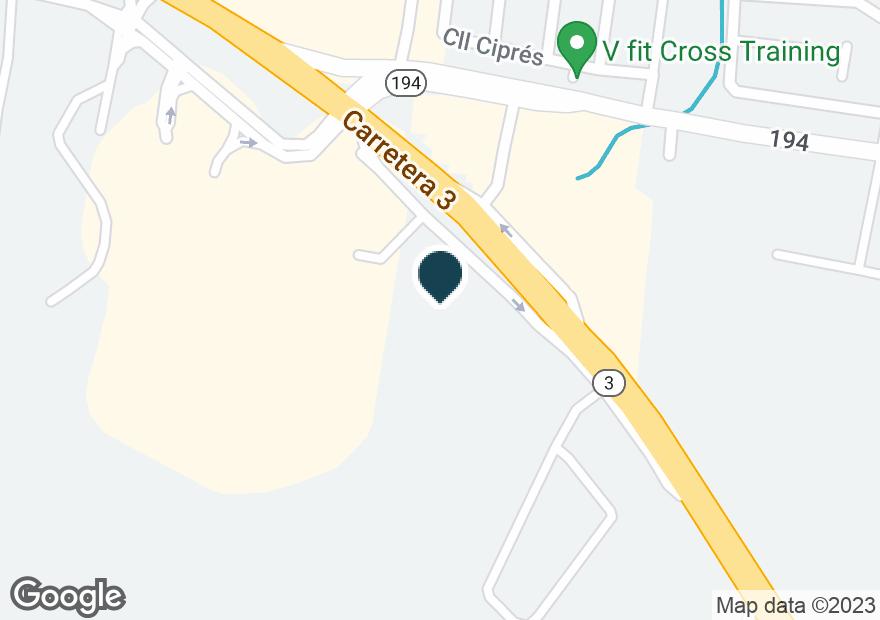 Google Map of4203 CALLE MARGINAL