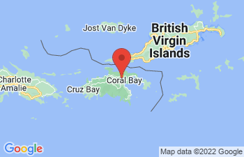 Map of Coral Bay