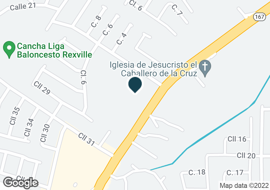 Google Map of4699 RR 5