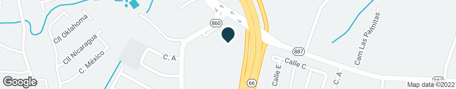 Google Map of120 CARR 887