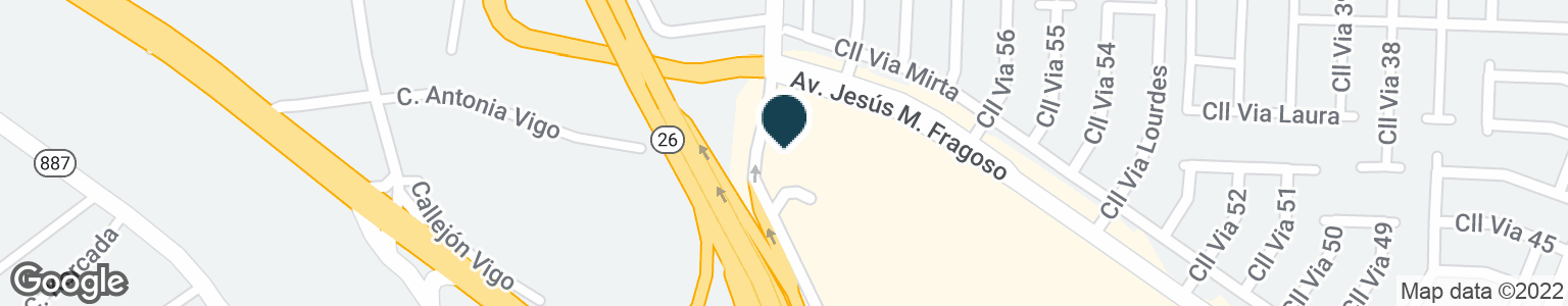 Google Map of65 INFANTRY & JESUS FARGOSO