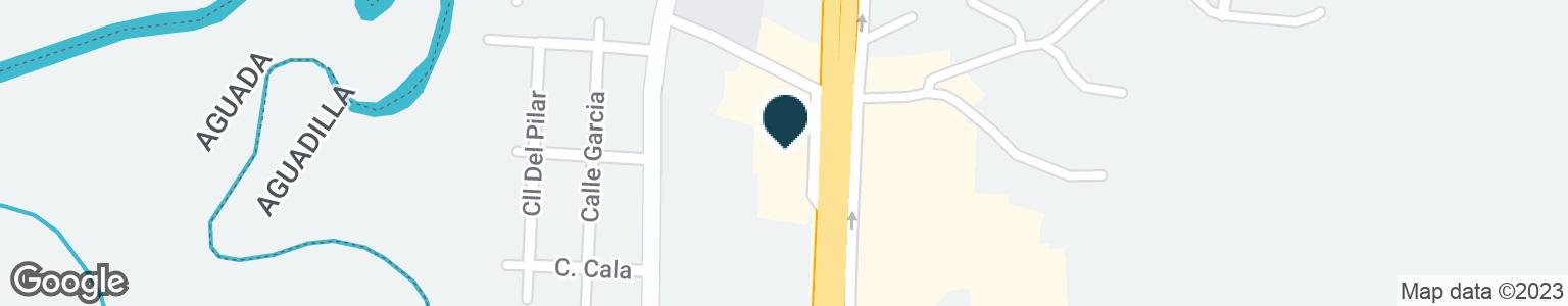 Google Map ofCARR #2 KM 129.7