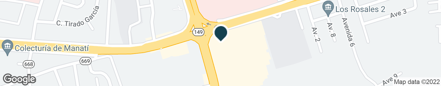 Google Map of10 CARR 149