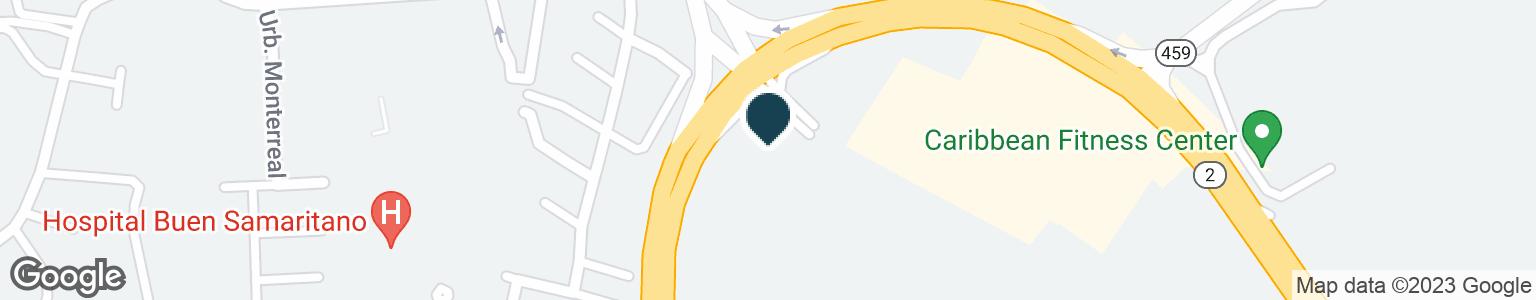 Google Map of17705 CARR. 2, EDIFICIO #2
