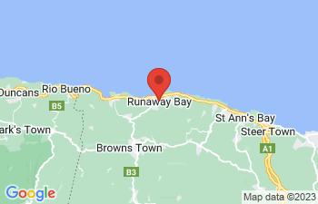 Map of Runaway Bay