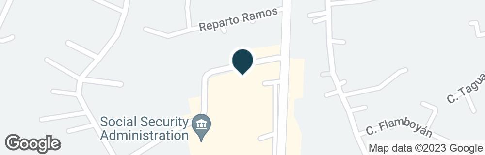 Google Map of2051 AVE PEDRO ALBIZU CAMPOS