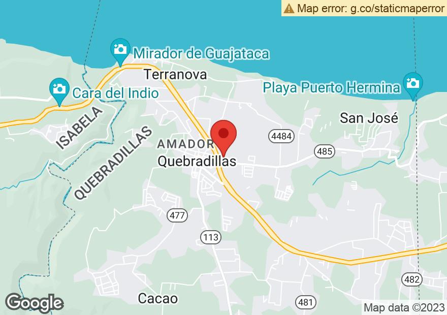 Google Map of CARRETERA ESTATAL PR-2