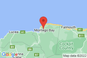 Map of Montego Bay