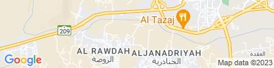 Muhayil Map