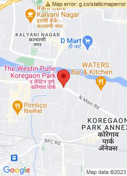 Google Map of ذا ويستن بون كوريجاون بارك