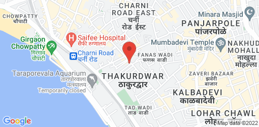 Directions to Sanjay Vegetarian Corner and juce Center