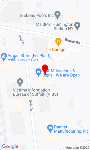 Google Map of PTG Event Services 180 Oval Drive, Islandia, NY, 11749