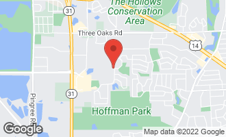 Map of 180 New Haven Drive CARY, IL 60013