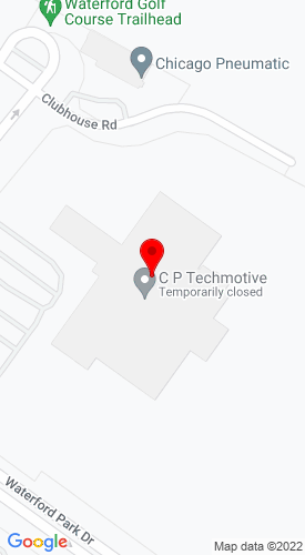 Google Map of Atlas Copco 1800 Overview Drive, Rock Hill, SC, 29730